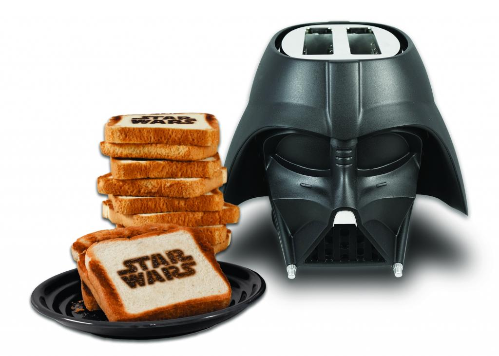 STAR WARS - Grille-Pain - Dark Vador