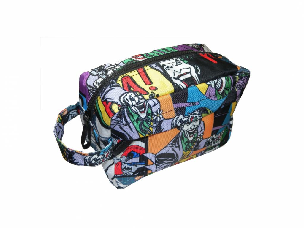 THE JOCKER - WASH BAG - Joker Pop Art_1