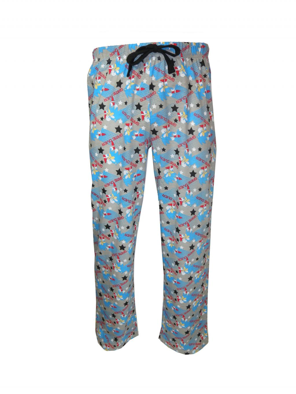 SONIC - Pantalon Pyjama - Game Over (XXL)
