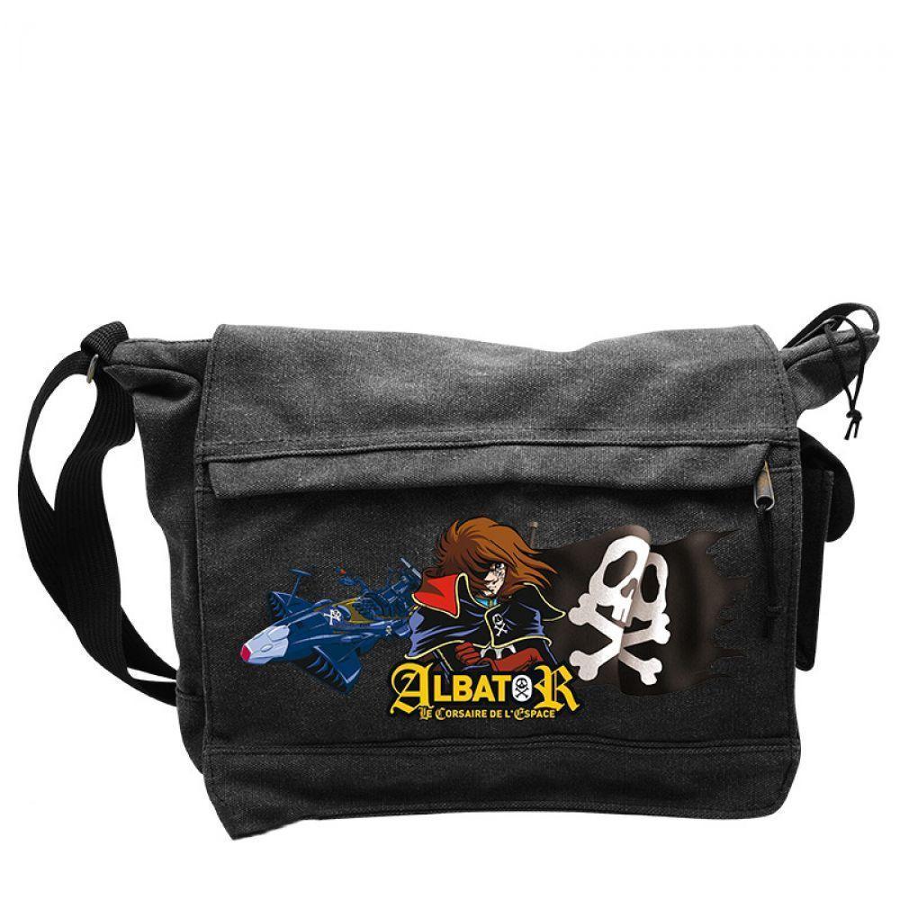 ALBATOR - Messenger Bag CORSAIRE DE L'ESPACE - Big Size