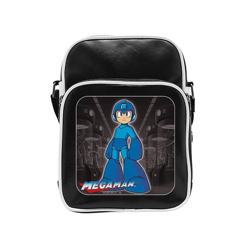 MEGAMAN - Messenger Bag Vinyle MEGAMAN - Small Size