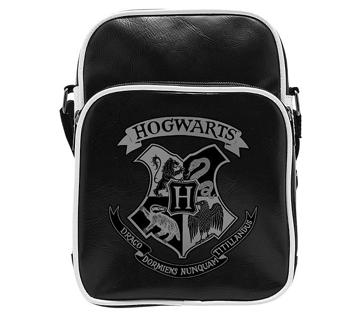HARRY POTTER - Messenger Bag Vinyle Poudlard - Small Size