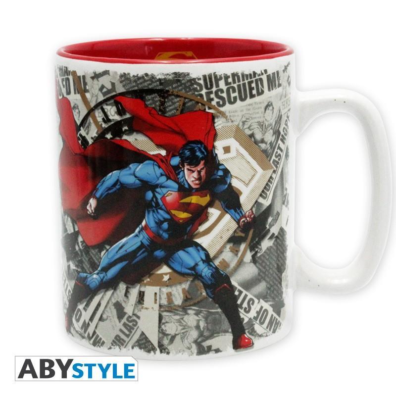DC COMICS - Mug - 460 ml - Superman & Logo_2