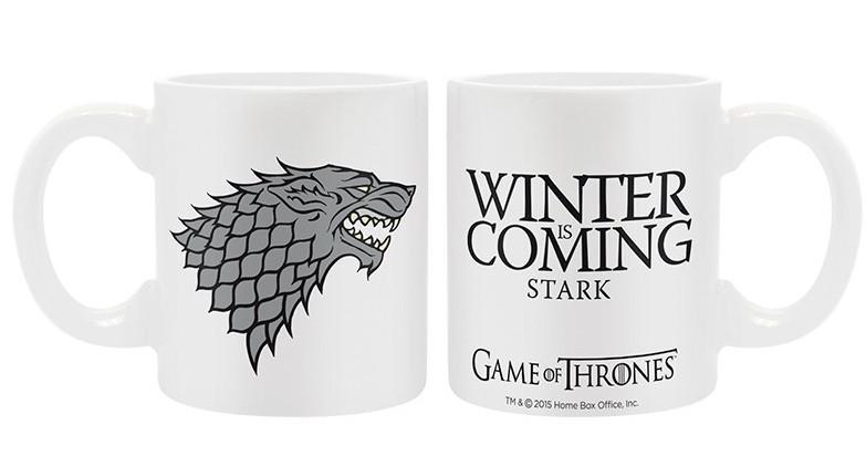 GAME OF THRONES - Set 2 Mini-Mugs - Stark & Lannister_4