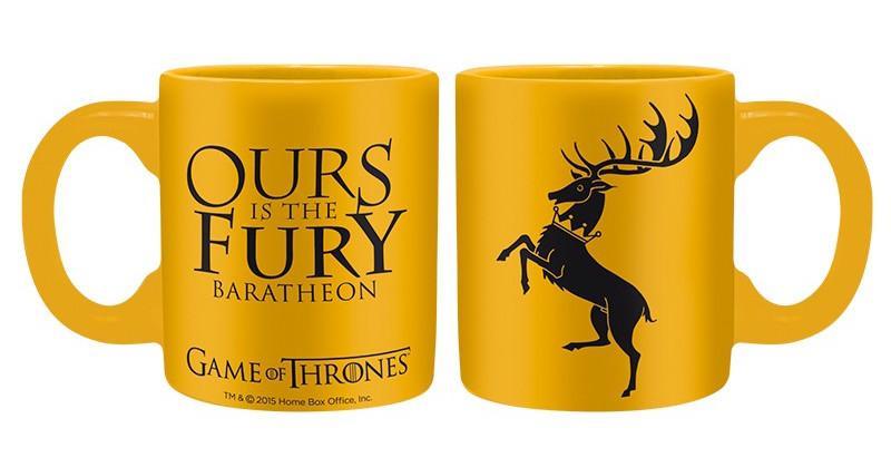 GAME OF THRONES - Set 2 Mini-Mugs - Targaryen & Baratheon_3