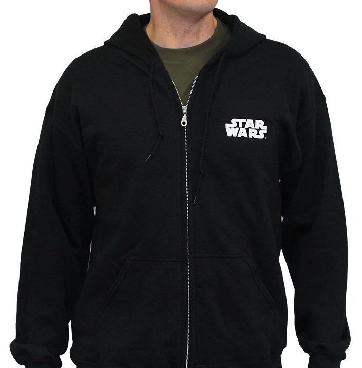 ShopForGeek | STAR WARS SWEAT Dark Side Homme Noir (XL