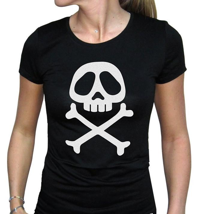 ALBATOR - T-Shirt Emblème Femme (L)