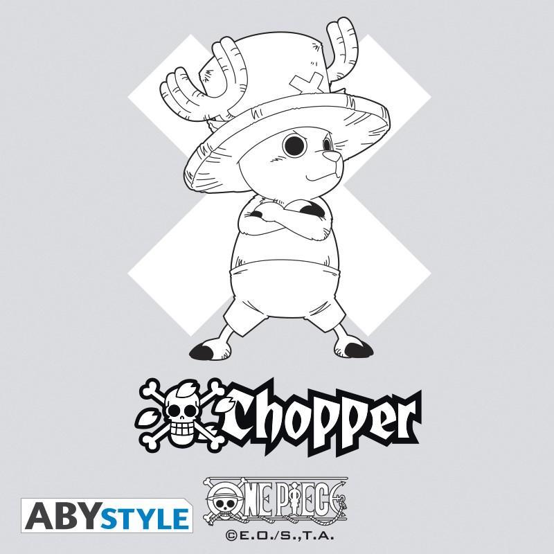 ONE PIECE - Verre - Chopper_2