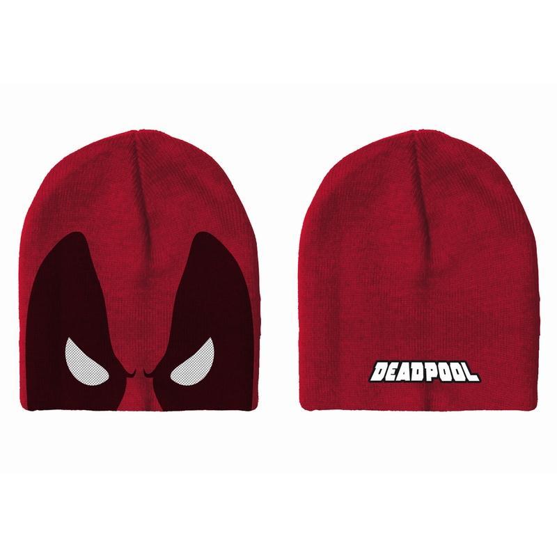 DEADPOOL - MARVEL - Bonnet Mask