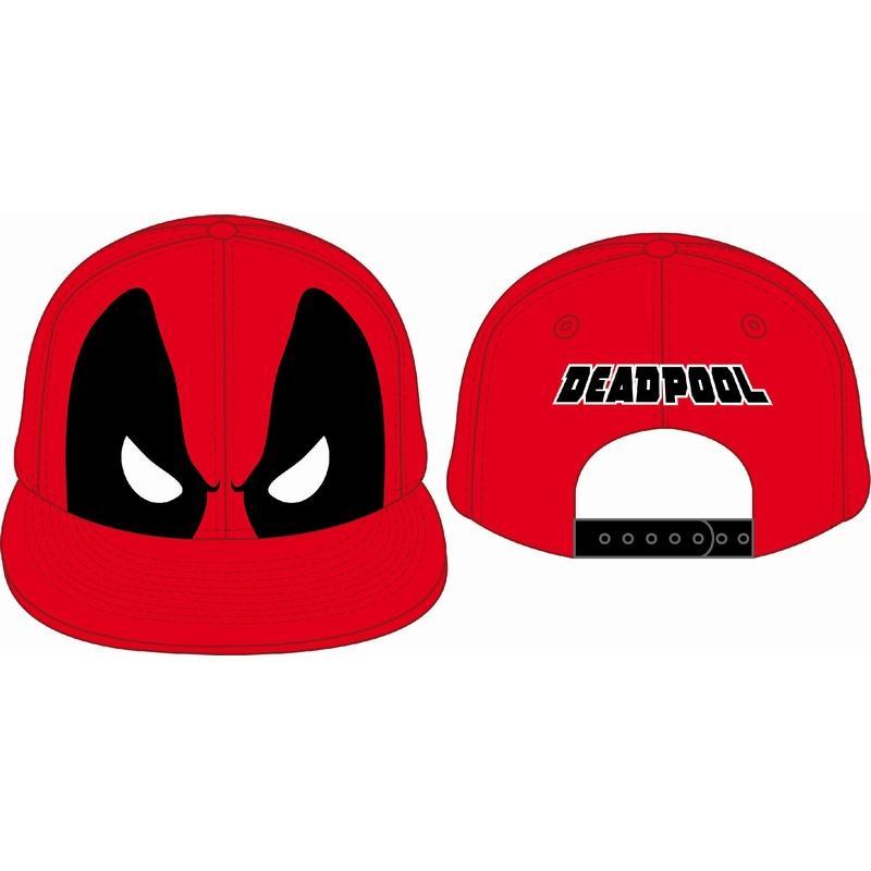 DEADPOOL - Casquette Marvel Deadpool Mask
