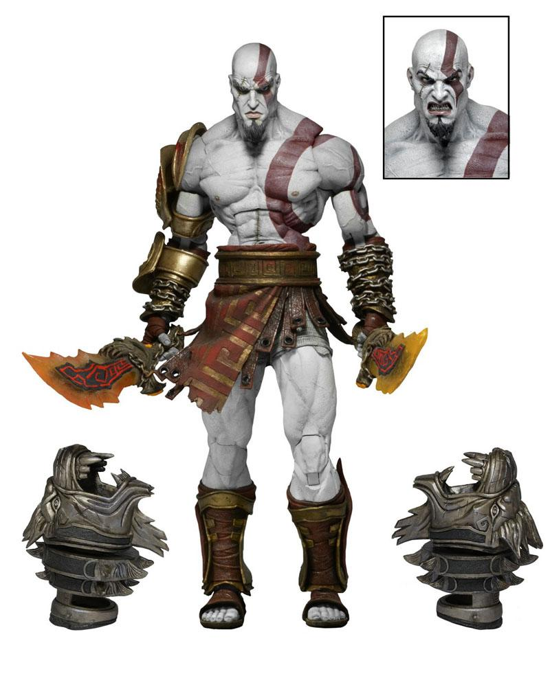 GOD OF WAR III - Action Figure - Ultimate Kratos - 18cm