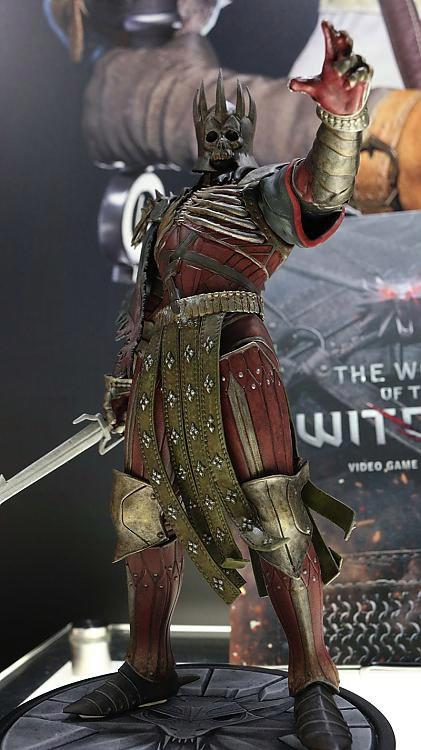 THE WITCHER 3 The Wild Hunt - Figurine Wild Hunt Eredin - 20Cm