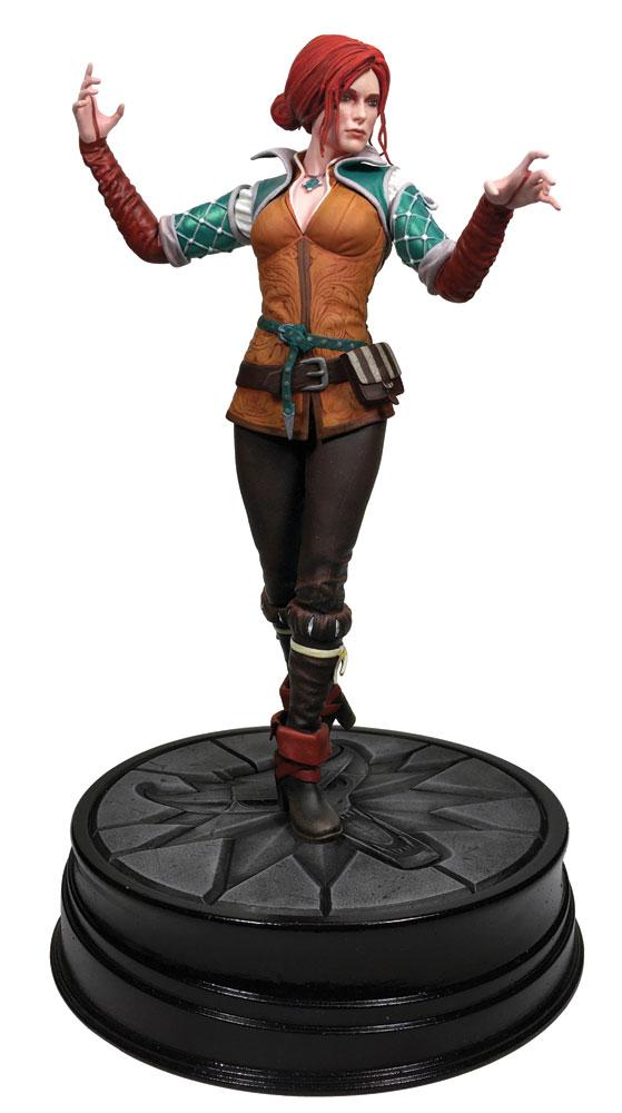 THE WITCHER 3 The Wild Hunt - Figurine Triss Merigold - 20Cm