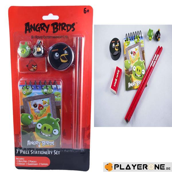 ANGRY BIRDS - Stationery Set