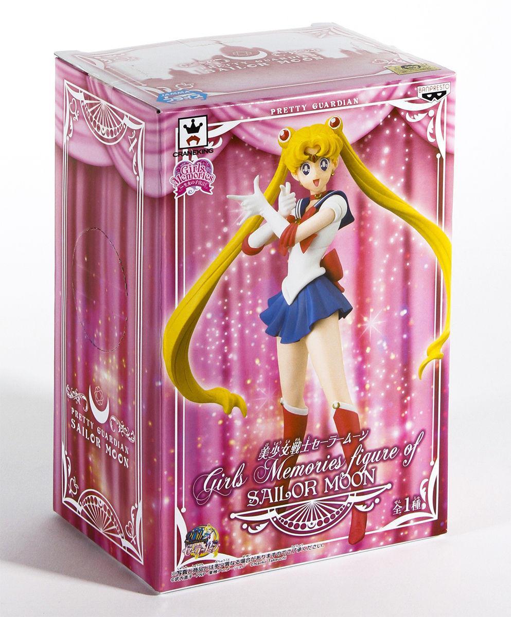 SAILOR MOON - Figurine Girls Memories - Sailor Moon - 16cm 'REPROD'