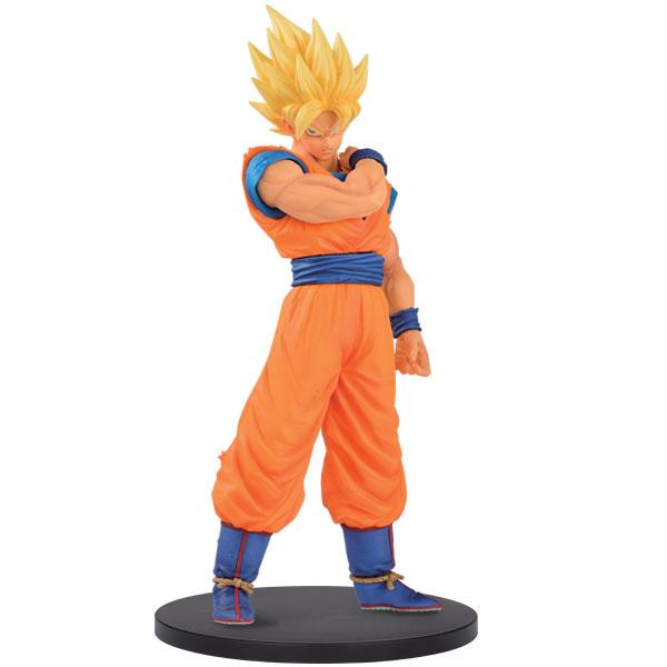 DRAGON BALL Z - Resolution of Soldiers Vol 1 - SS GOKU - 18cm_2