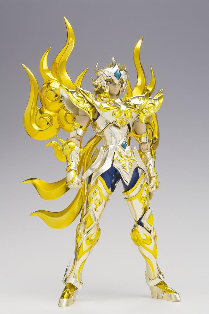 SAINT SEIYA - Soul of Gold - Leo Aiolia (Bandai)