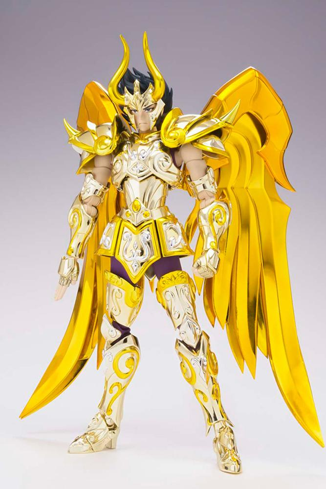 SAINT SEIYA - Soul of Gold - Capricorne GOD (Bandai)