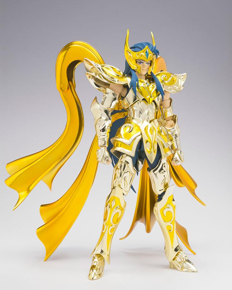 SAINT SEIYA - Soul of Gold - Aquarius Camus (Bandai)