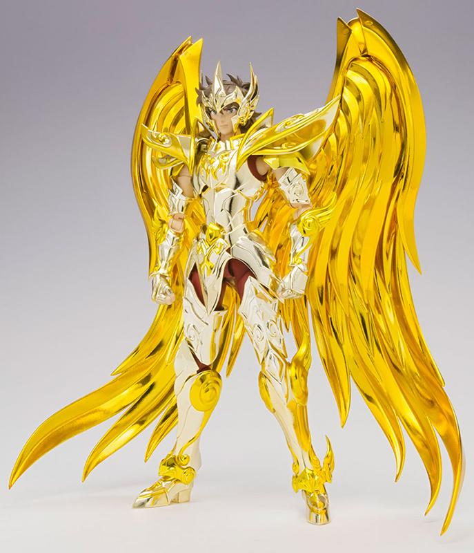SAINT SEIYA - Soul of Gold - Sagittarius GOD (Bandai)
