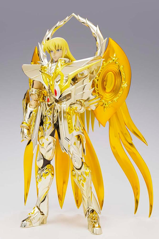 SAINT SEIYA - Soul of Gold - Virgo GOD (Bandai)