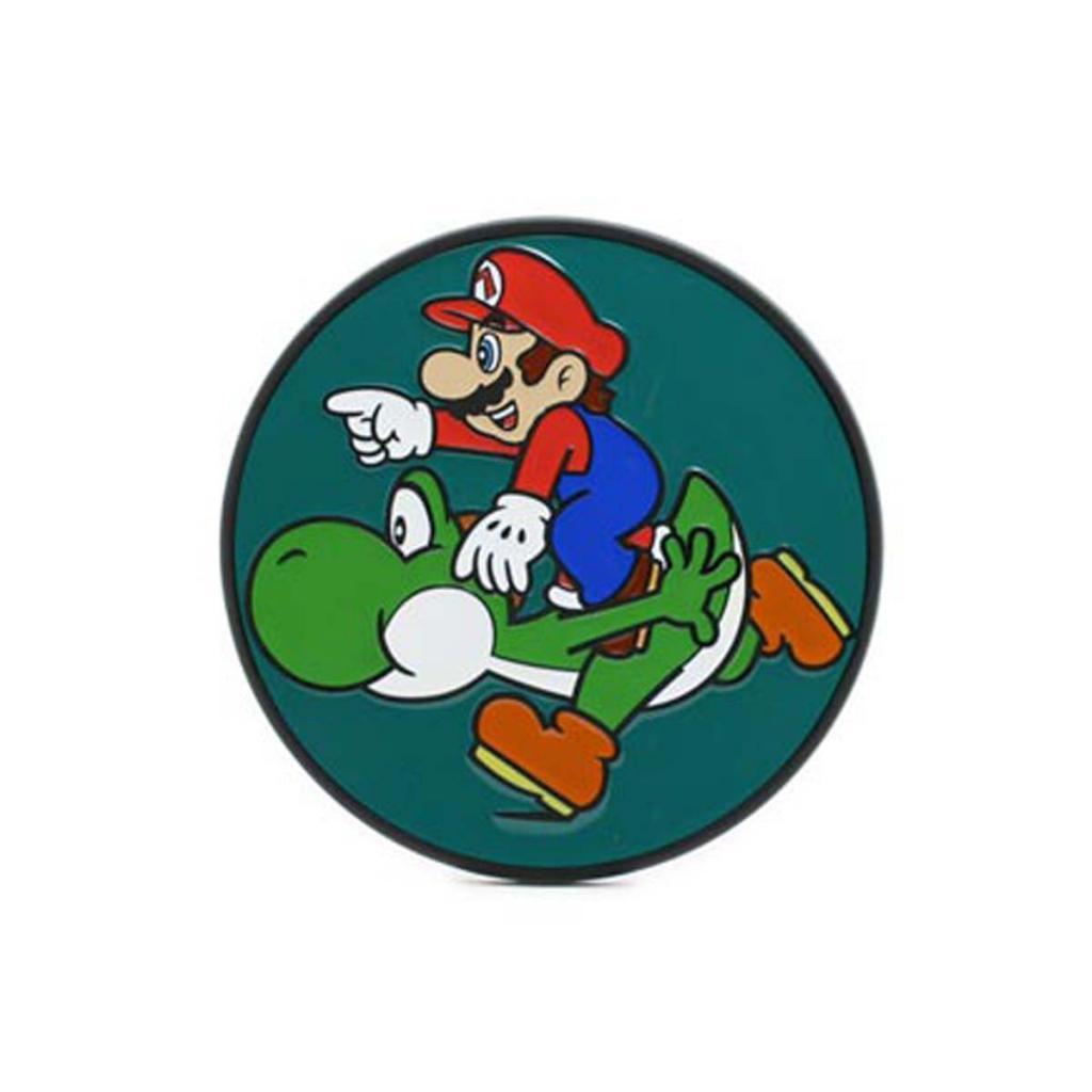 NINTENDO - Boucle de Ceinture Mario Takes a Ride with Yoshi