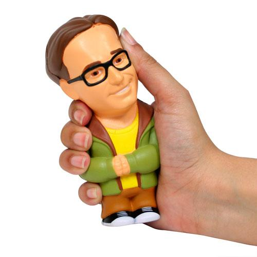 BIG BANG THEORY - Stress Doll - Leonard Hofstadter (14 cm)