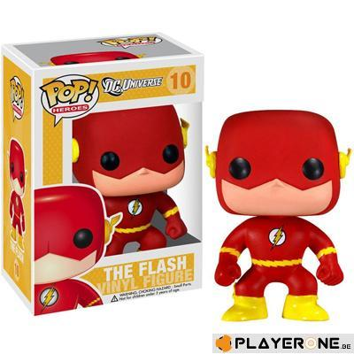 DC UNIVERSE - Bobble Head POP N° 10 - The Flash_1