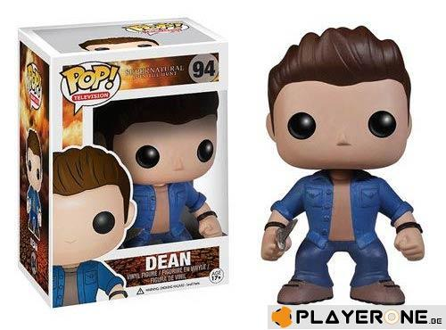 SUPERNATURAL - Bobble Head POP N° 94 - Dean