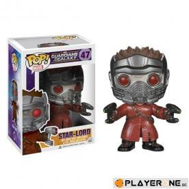 GUARDIANS OF THE GALAXY - Bobble Head POP N° 47 - Star-Lord