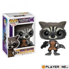 GUARDIANS OF THE GALAXY - Bobble Head POP N° 48 - Rocket Raccoon