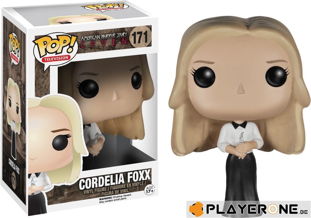 AMERICAN HORROR STORY - Bobble Head POP N° 171 - Cordelia Foxx