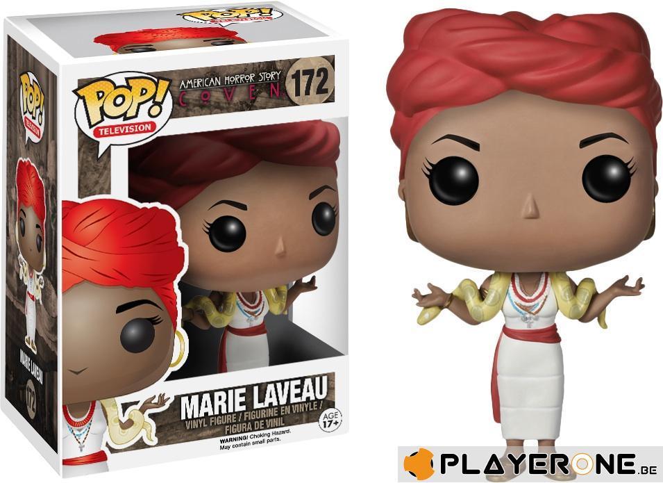 AMERICAN HORROR STORY - Bobble Head POP N° 172 - Marie Laveau