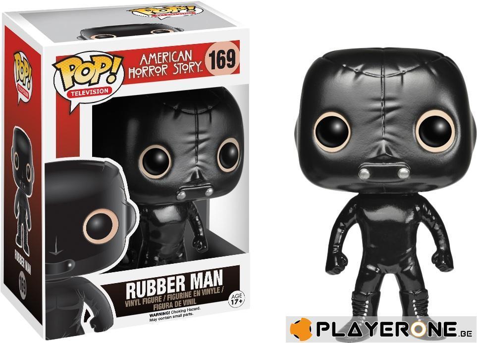 AMERICAN HORROR STORY - Bobble Head POP N° 169 - Rubber Man