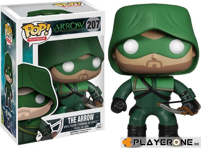 ARROW - Bobble Head POP N° 207 - The Arrow