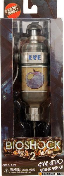 Bioshock 2 : EVE HUPO Light-Up Replica