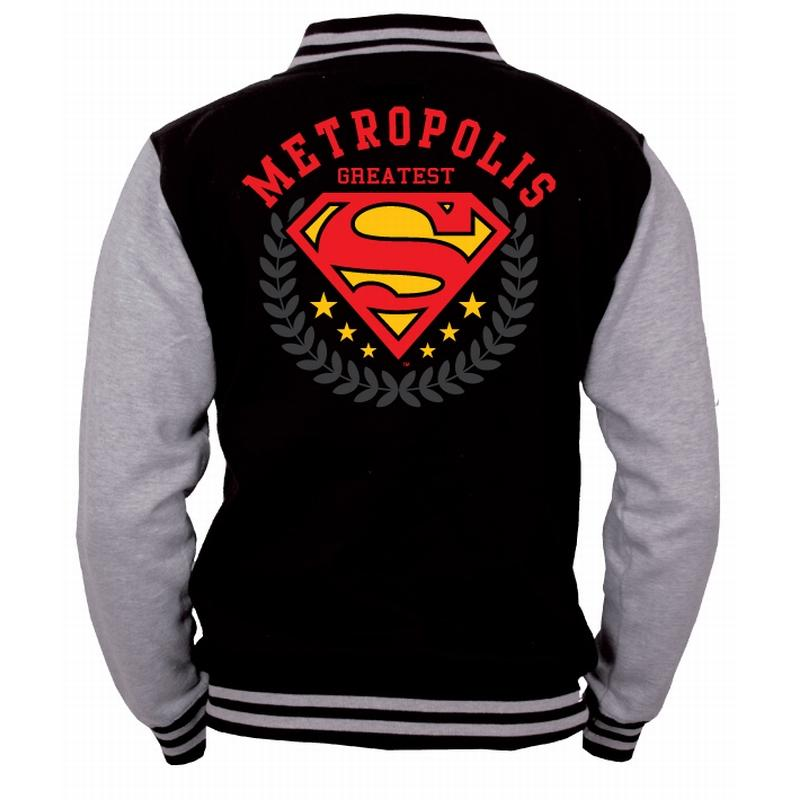 DC COMICS  - Blouson Teddy Superman (M)
