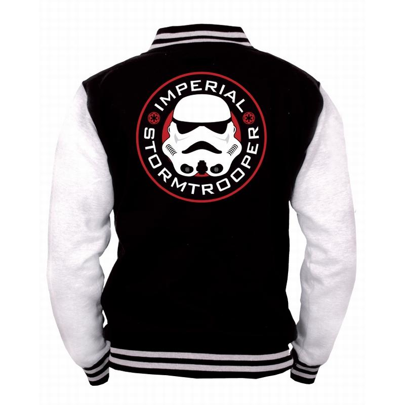 STAR WARS  - Blouson Teddy Trooper (S)