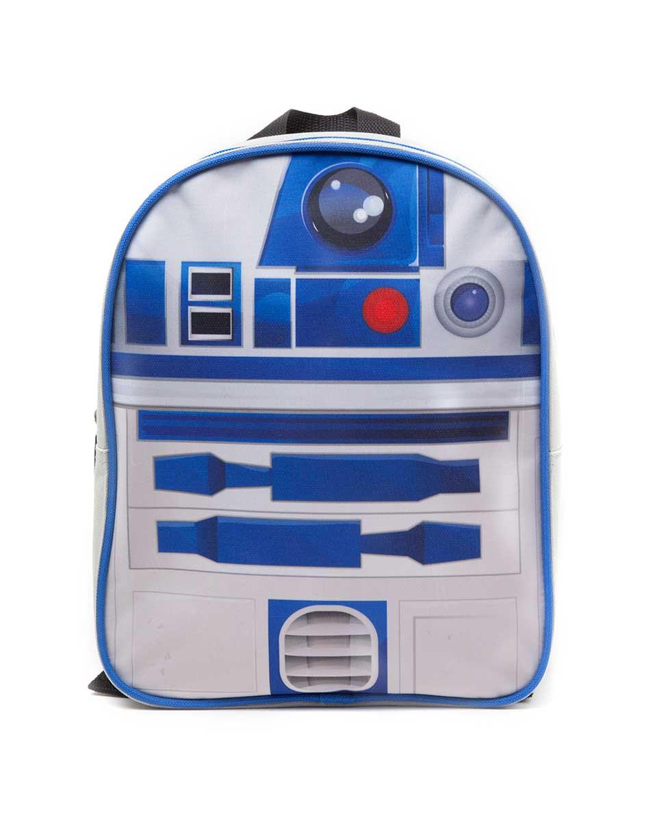 STAR WARS - R2D2 Kids Mini Backpack_1