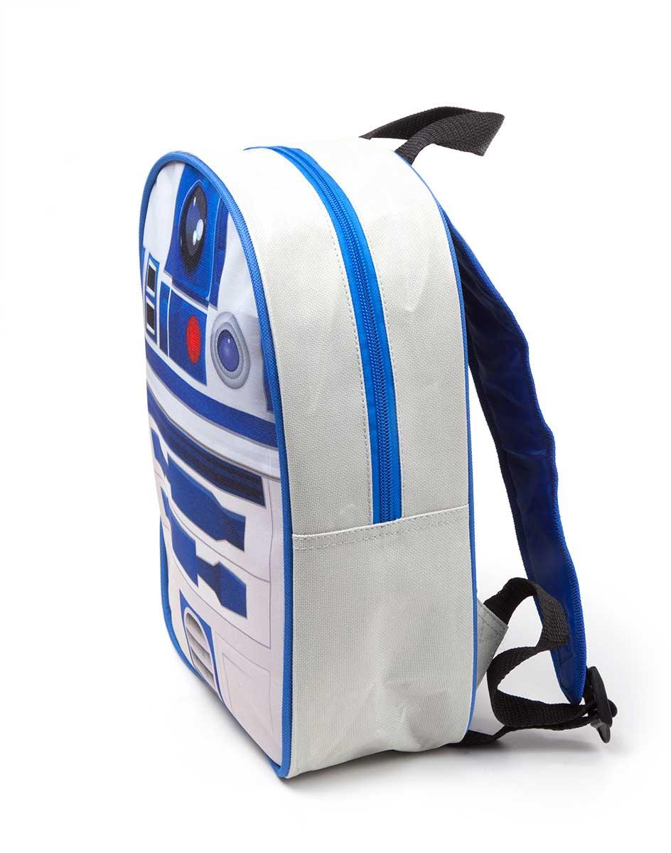 STAR WARS - R2D2 Kids Mini Backpack_4