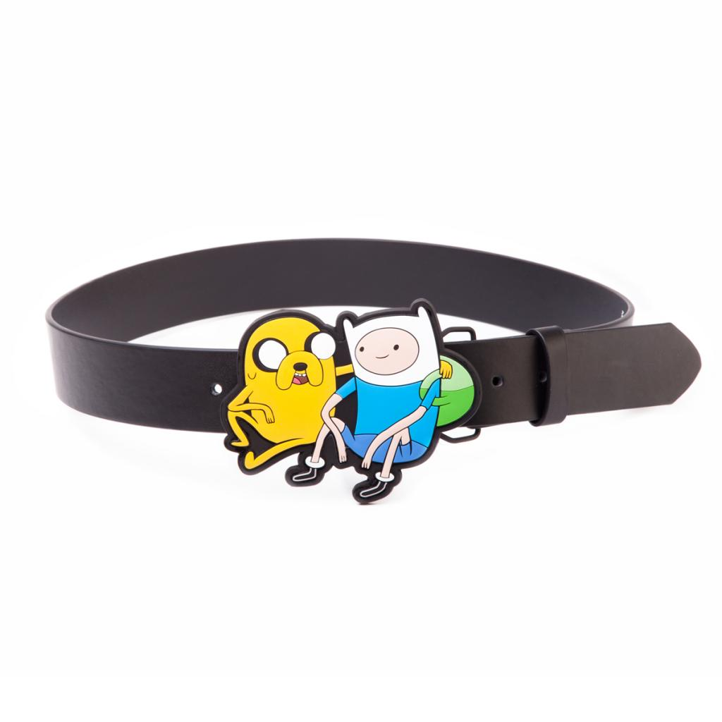 ADVENTURE TIME - Ceinture - Finn & Jake Black Belt (XL)