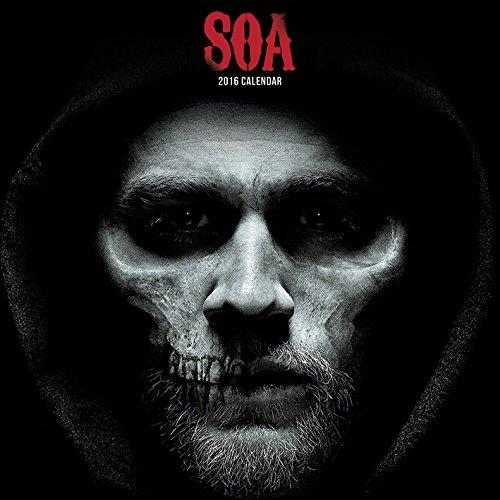 SONS OF ANARCHY - Calendar 2016 (UK)