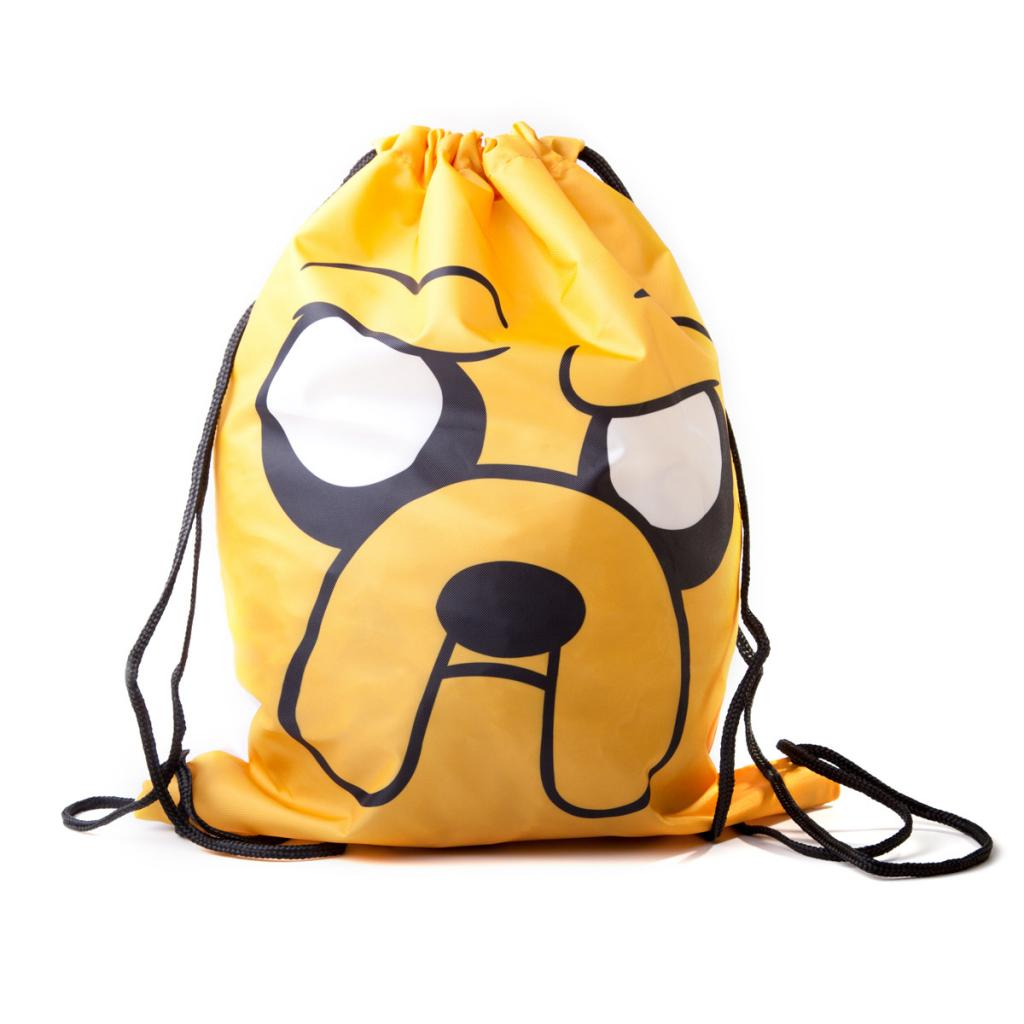 ADVENTURE TIME - Gym Bag - Reversible Finn & Jake