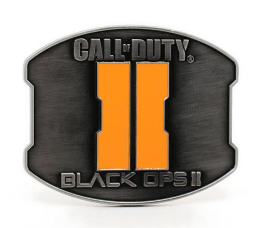 CALL OF DUTY Black Ops 2 - Boucle de Ceinture - LOGO_2