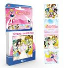 SAILOR MOON - Pack de 4 Dessous de Verre - Mix