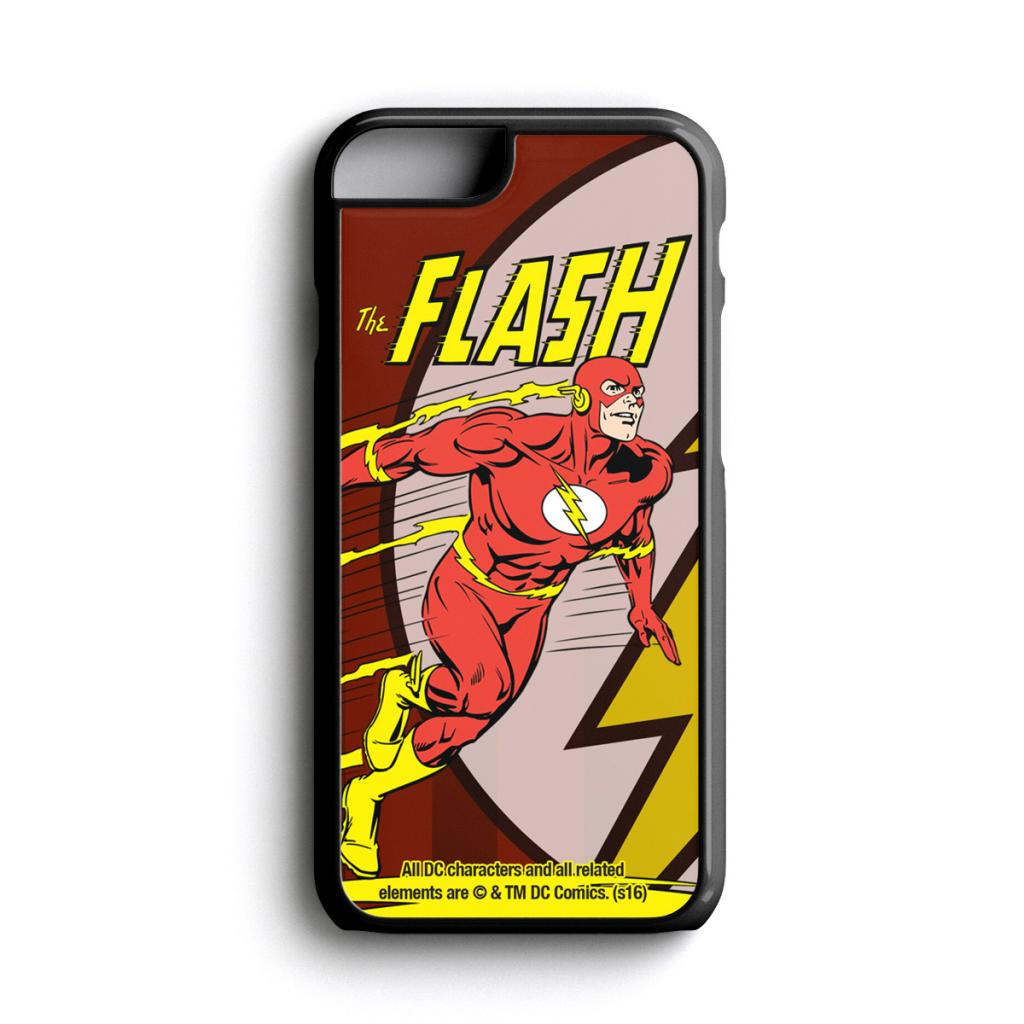 DC COMICS - Cover The Flash - IPhone 6+_2