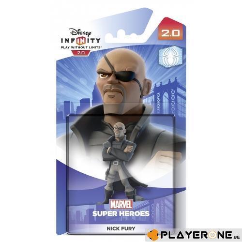 DISNEY INFINITY 2 - Single Character - Nick Fury