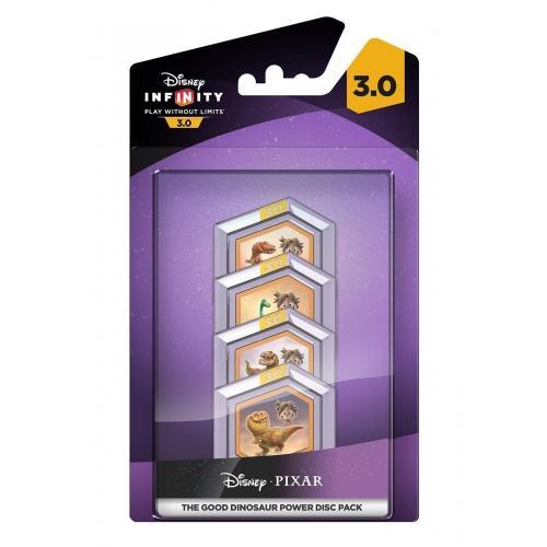 DISNEY INFINITY 3 - 4 Power Discs Pack - Disney GoodDino