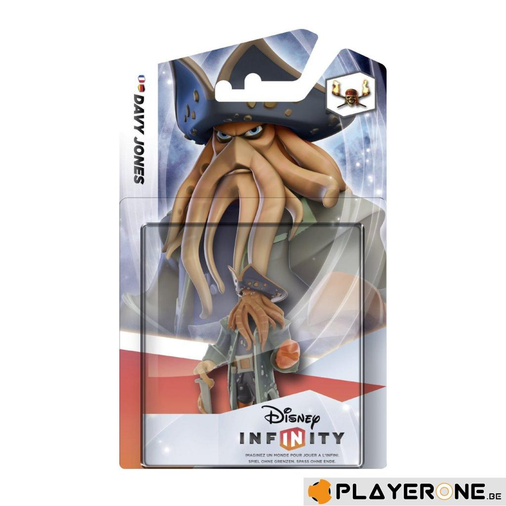 DISNEY INFINITY - Single Character - Davy Jones