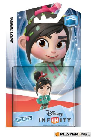 DISNEY INFINITY - Single Character - Vanellope